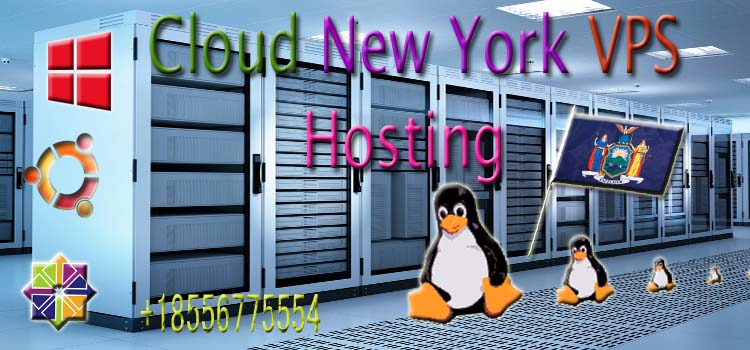 Cloud New York VPS Hosting