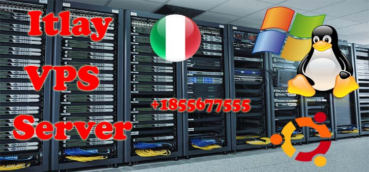 Itlay VPS Server